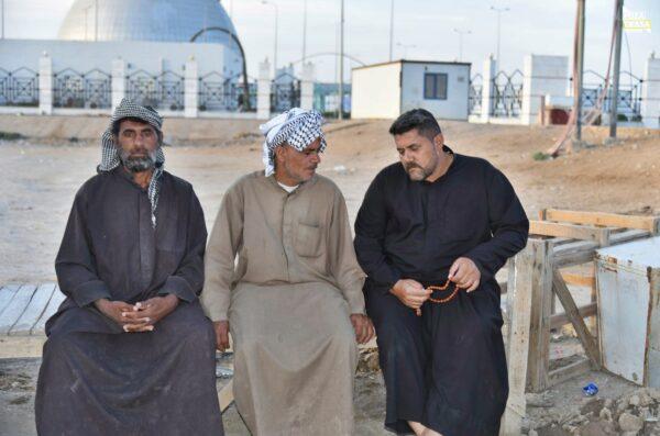 An-Nasirijja Ahwar Irak 2021