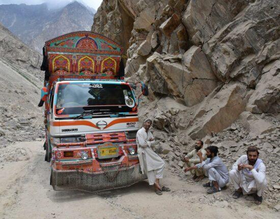 Pakistan SELF-DRIVE Karakorum Highway Droga do Skardu Pakistan maj 2021