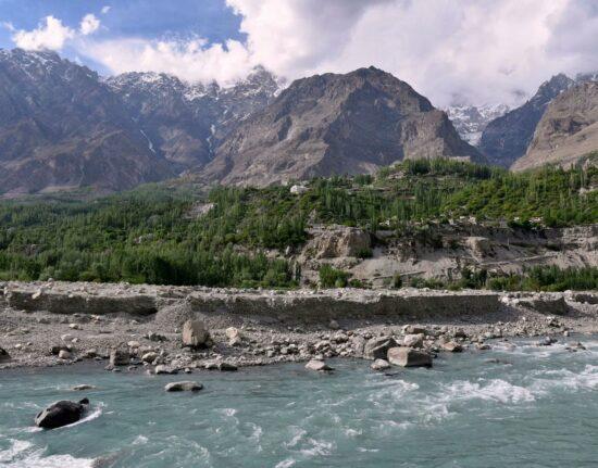Pakistan SELF-DRIVE Karakorum Highway Droga do Doliny Hoper Pakistan maj 2021