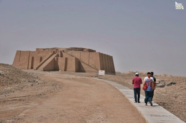 Ur Ziggurat Irak 2021