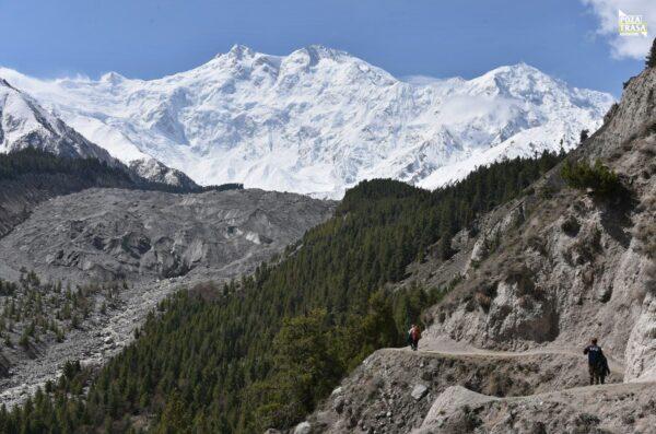 Do Fairy Meadows trekking Pakistan maj 2021