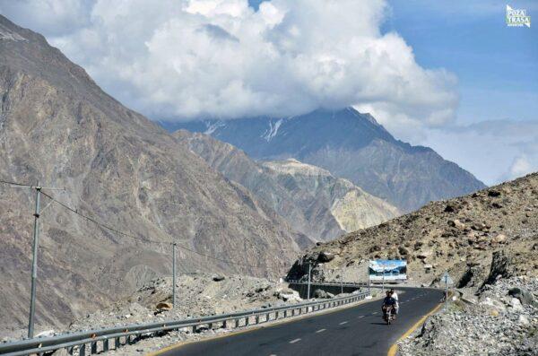 Karakorum Highway Pakistan maj 2021 Pakistan Karakorum Highway