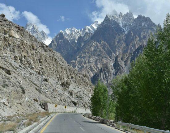 Gulmit Passu Pakistan maj 2021