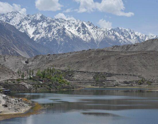 Dolina Borith Pakistan maj 2021