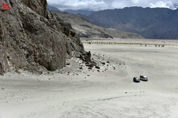 Baltistan Pustynia Shigar Pakistan maj 2021