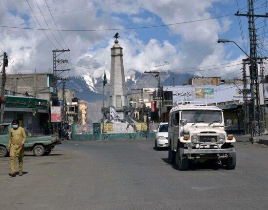 Pakistan SELF-DRIVE Karakorum Highway Skardu Pakistan maj 2021