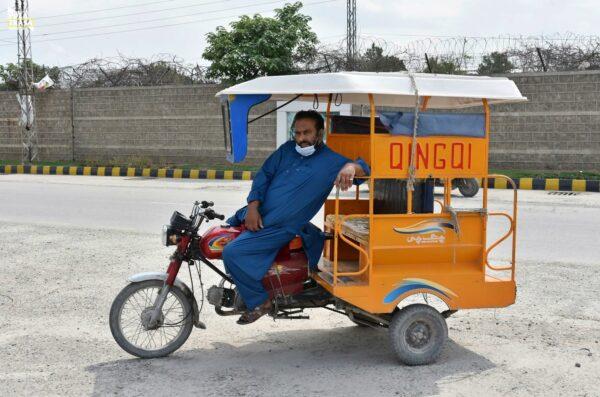 Ulice Pakistanu Pakistan maj 2021