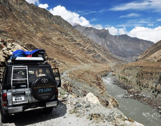 Pakistan SELF-DRIVE Karakorum Highway