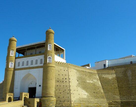 Uzbekistan wyjazd Chiwa