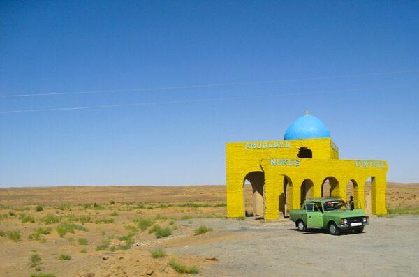 Nukus w Uzbekistanie