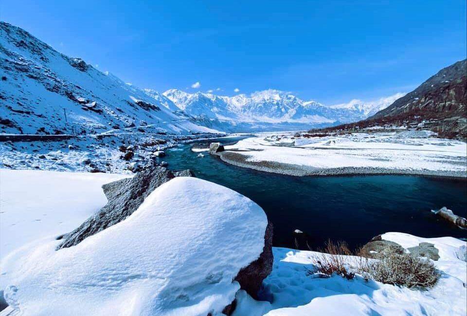 Pakistan Zima Karakorum