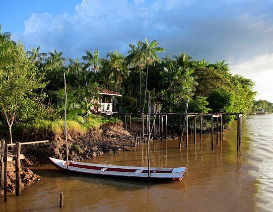 Amazonia Kolumbia wycieczka do Kolumbii