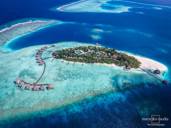 Sylwester Malediwy Wyspa Guraidhoo
